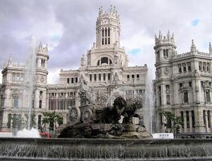 Достопримечательности Мадрида. Puerta del Sol и Plaza España - главные площади Мадрида.