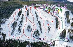 Южная Финляндия – прокатимся на лыжах с ветерком!