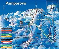 Пампорово - самый южный горнолыжный курорт Болгарии
