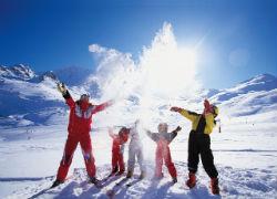 Снежная сказка в Андорре