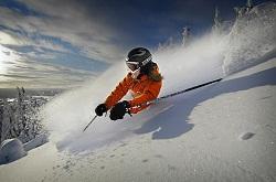 Финский горнолыжный курорт Tahko