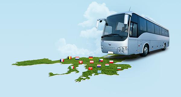 Туры в Европу на автобусе. Интересно, выгодно, недорого