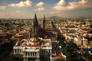 Туристический гид: Гвадалахара: Мексика.